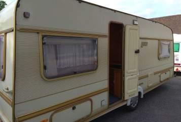 Caravan LMC Alte Schachtel in Krefeld huren van particulier