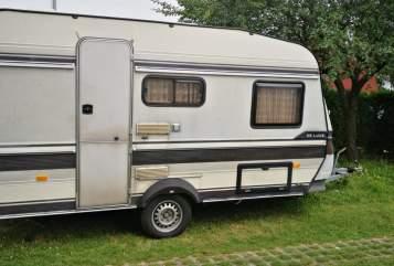 Caravan Hobby ALM in Augsburg huren van particulier