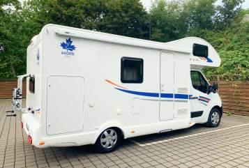 Alkoof Renault Eriksson in Hannover huren van particulier