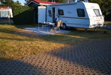 Caravan Dethleffs  Ledara in Billerbeck huren van particulier