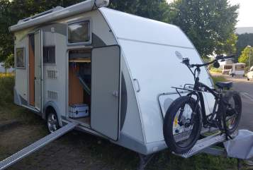 Caravan Knaus TANGO in Filderstadt huren van particulier