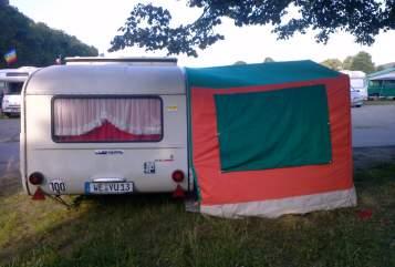 Caravan QEK, auch Queck genannt Strolch in Weimar huren van particulier