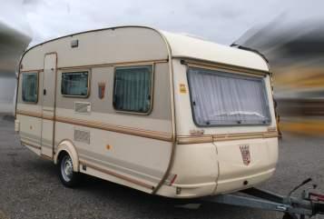 Caravan Tabbert Comtesse 450 in Bönnigheim huren van particulier