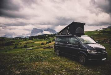 Kampeerbus VW Fritz in Unkel huren van particulier
