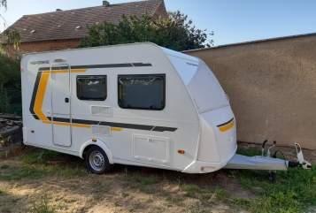 Caravan Weinsberg Weinsberg 400LK in Ausleben huren van particulier