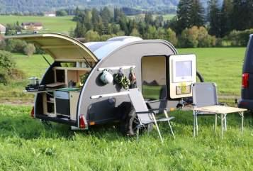 Caravan KULBA RUUBI in Waltenhofen huren van particulier
