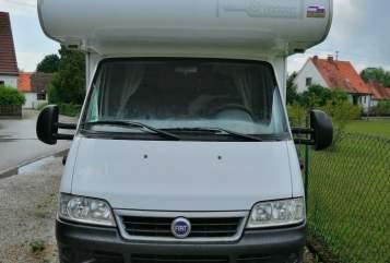 Alkoof Fiat Mockerle in Scheuring huren van particulier