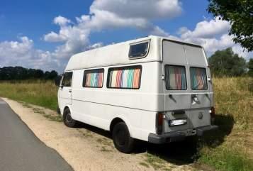 Buscamper VW Lisbeth in Münster huren van particulier