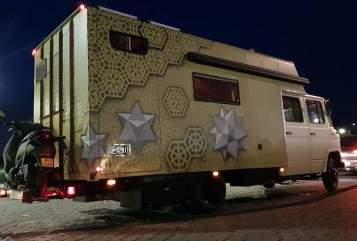 Integraal Mercedes  FreedomOnWheels in Tilburg huren van particulier