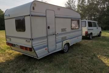 Caravan Wilk Deluxe Wilki in Mettmann huren van particulier
