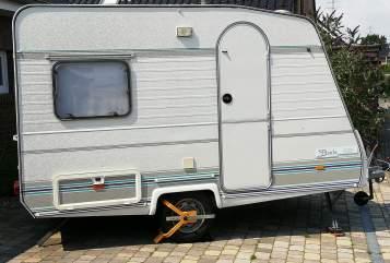 Caravan Caravelair Bamba in Haßmoor huren van particulier