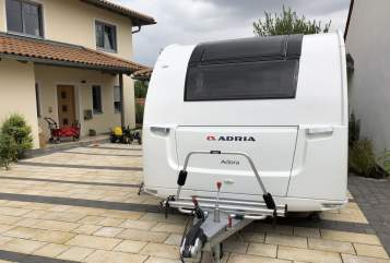 Caravan ADRIA ADRIA Adora in Bodenkirchen huren van particulier