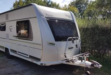 Caravan Fendt Sunshine in Bocholt huren van particulier