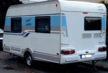 Caravan Wilk, Knaus Tabbert Wilk Camper 400 in Quickborn huren van particulier