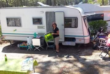 Caravan Knaus Peter Kunze in Oppenheim huren van particulier