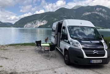 Buscamper CITROËN  Mia4 Camper III in Kuchl huren van particulier