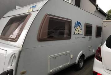 Caravan Knaus Kalli in Dortmund huren van particulier