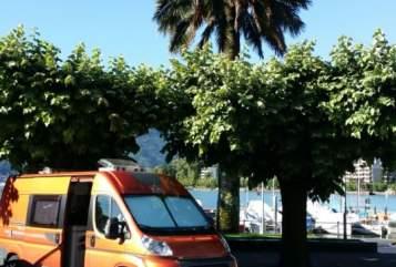 Buscamper Adria ADRIA WOHNMOBIL in Knetzgau huren van particulier