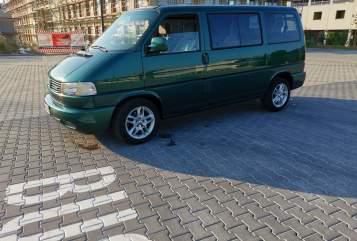 Kampeerbus VW Harry in Bonn huren van particulier