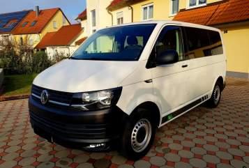 Kampeerbus VW Nordlicht in Neutraubling huren van particulier