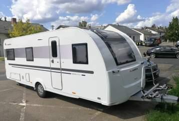 Caravan Adria Luna in Nieder-Olm huren van particulier