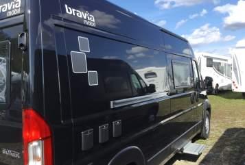 Buscamper Bravia  Schwarzfahrer in Ronnenberg huren van particulier