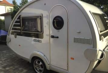 Caravan Tabbert Knutschkugel  in Hoyerswerda huren van particulier