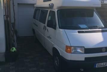 Kampeerbus VW Hexclusive in Euskirchen huren van particulier