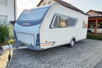 Caravan Weinsberg Weinsberg One in Orsingen-Nenzingen huren van particulier
