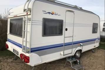 Caravan Hobby Happy Couple in Langenfeld huren van particulier