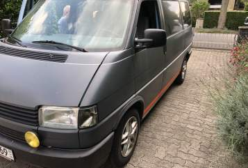 Buscamper VW Angela in Halstenbek huren van particulier