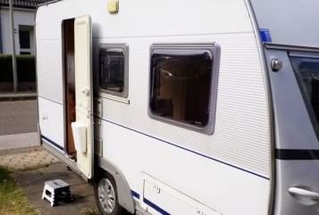 Caravan Dethleffs Dethleffs  in Hamburg huren van particulier