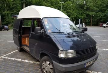 Kampeerbus VW Gipfelstürmer  in Schenefeld huren van particulier