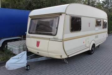 Caravan Tabbert  Uschi in Wangerland huren van particulier