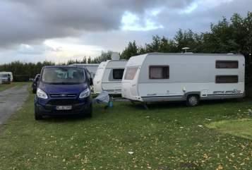 Caravan Dethleffs FamilienZeit in Tostedt huren van particulier