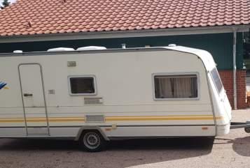 Caravan Knaus  Reiselust in Itzehoe huren van particulier