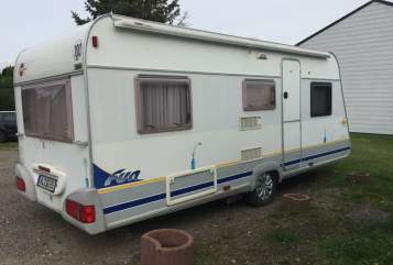 Caravan Bürstner fun Bürsti in Seevetal huren van particulier
