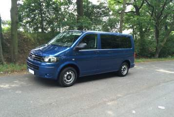 Kampeerbus VW Bulli Campa in Leipzig huren van particulier