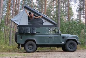 Overige Land Rover Sir Ranulph in Langkampfen huren van particulier
