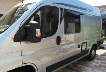 Buscamper Pössl/Roadcar Lars in Muggensturm huren van particulier