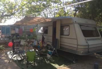 Caravan LMC LMC 490 K in Augsburg huren van particulier