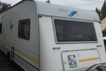 Caravan Knaus Berthold in Hannover huren van particulier