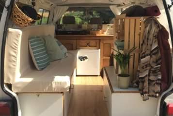 Kampeerbus VW Harry in Kiel huren van particulier