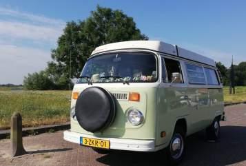 Kampeerbus Volkswagen T2 SUMMER in Maarn huren van particulier