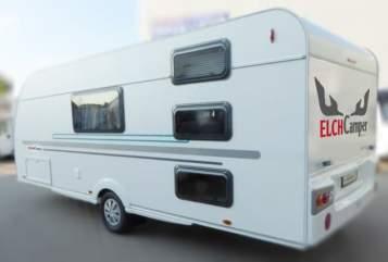 Caravan Adria Aviva 563 PT² in Hassendorf huren van particulier