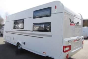 Caravan Adria Altea 552 PK² in Hassendorf huren van particulier
