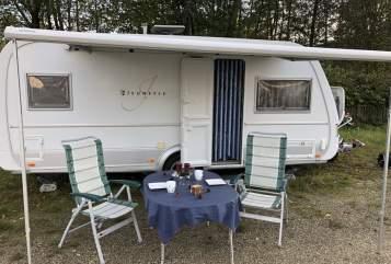 Caravan Tabbert Jeunesse  in Fürth huren van particulier