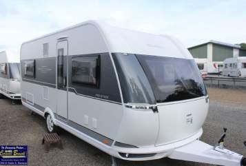 Caravan Hobby Bibi in Bissendorf huren van particulier