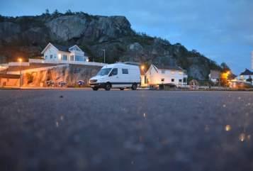 Buscamper Mercedes Bus in Buchholz in der Nordheide huren van particulier