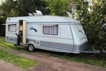 Caravan TEC Weltbummler in Weiterstadt huren van particulier